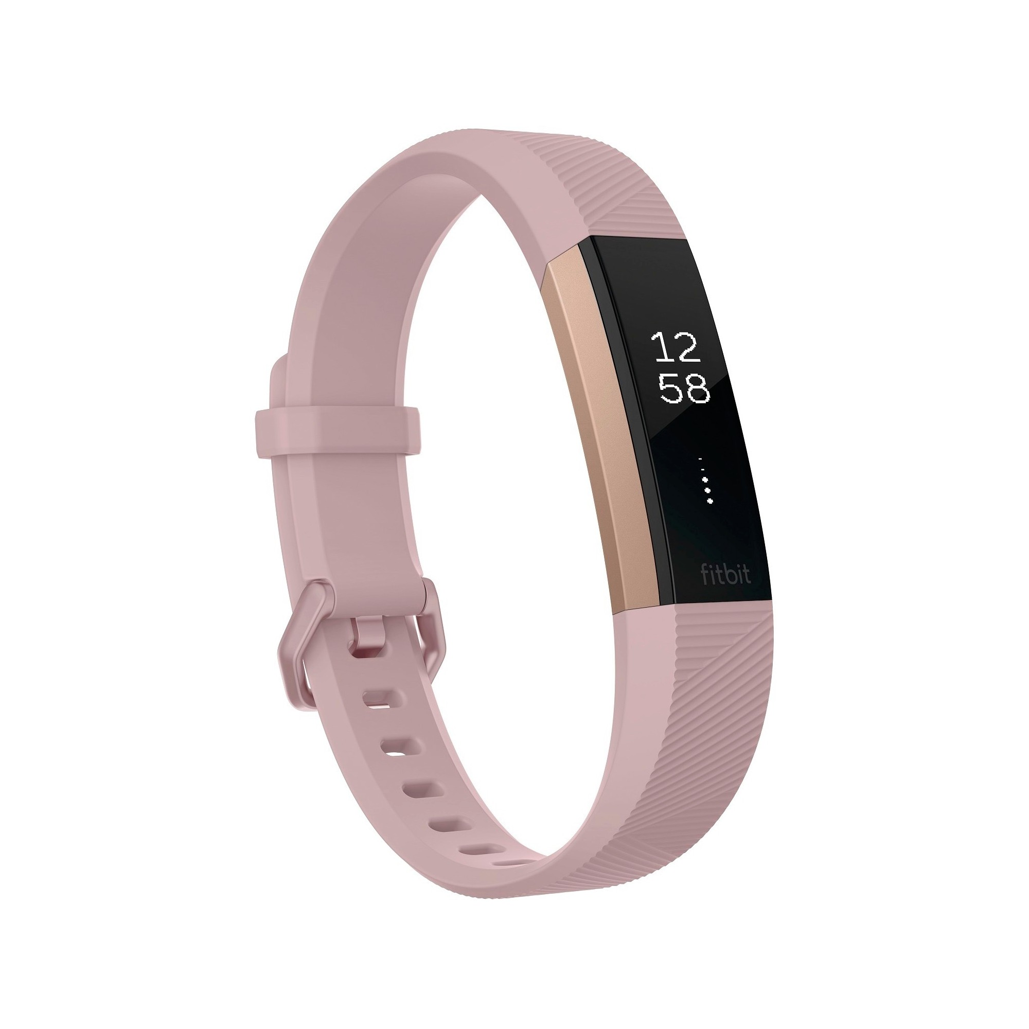FitbitAlta HR Activity Tracker Large Rose Gold