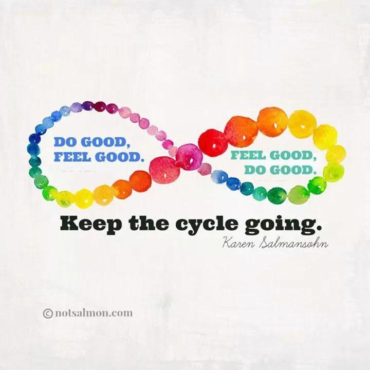 Do good. Feel good.