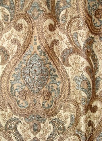 Saxon 101 Royalty Upholstery Fabric Chenille Tapestry Upholstery
