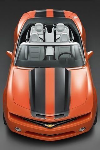 My Dream Car Chevrolet Camaro Camaro Camaro Convertible