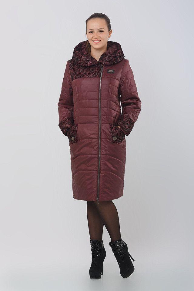 c1c6c5e04ef Пальто женское больших размеров
