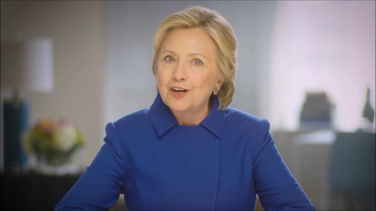 #Video Hillary Clinton 2-28-17. Continues Fight For A Just America w/ Human Rig...