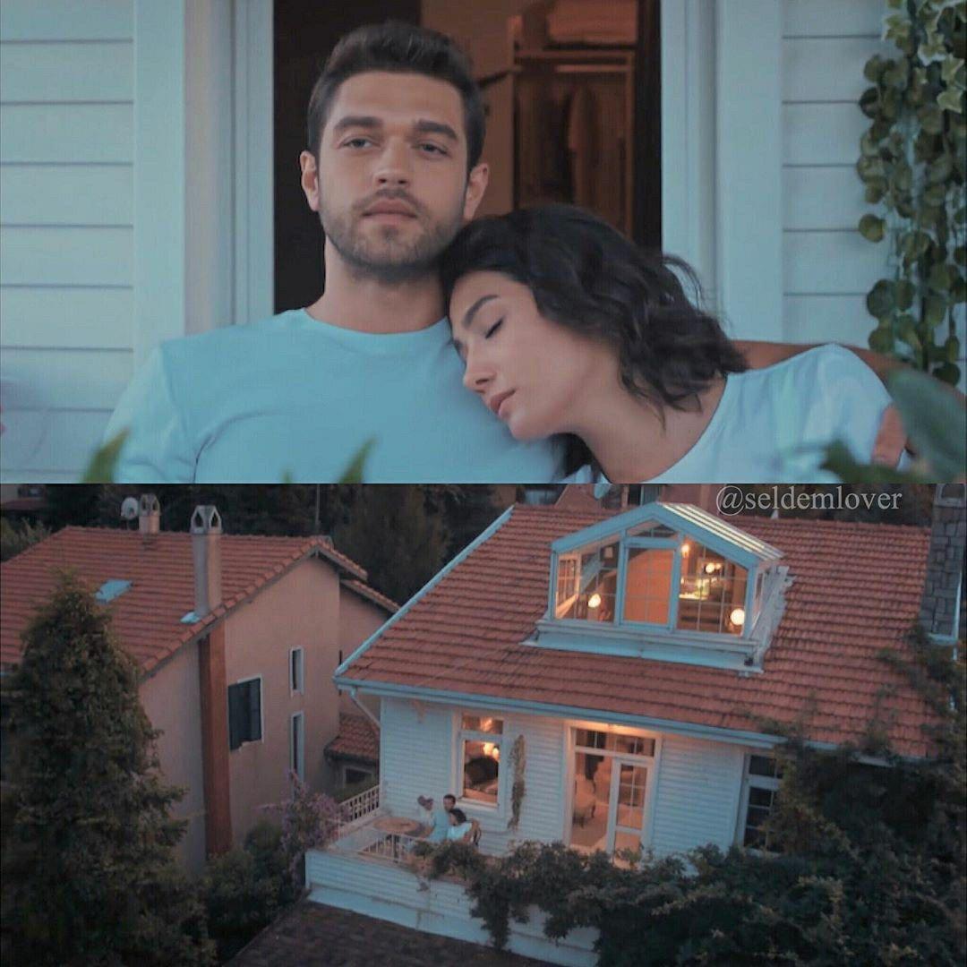 Pin By Stefani On Her Yerde Sen Turkish Actors Actors Crazy Ex Girlfriends