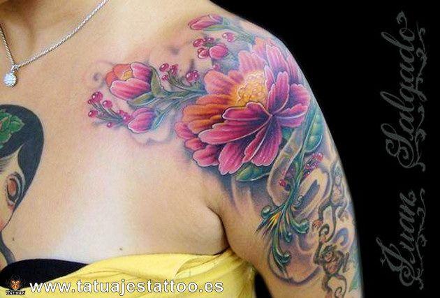 Tatuaje Flor De Loto Hombro Tattoo 1467 Pagina 1 De 1 Tattoos Cool Small Tattoos Cute Tattoos