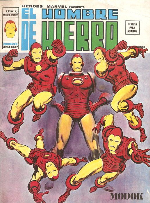 Heroes Marvel V.2 nº 10