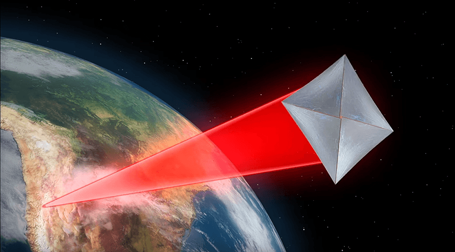 Silicon chip starships could reach Alpha Centauri in 20