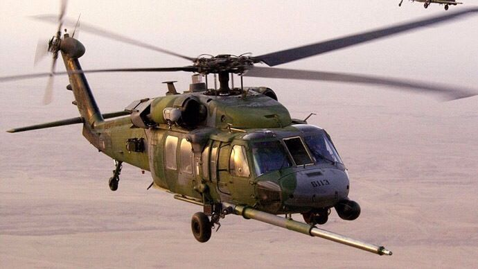4 dead in US military helicopter crash over UK coast