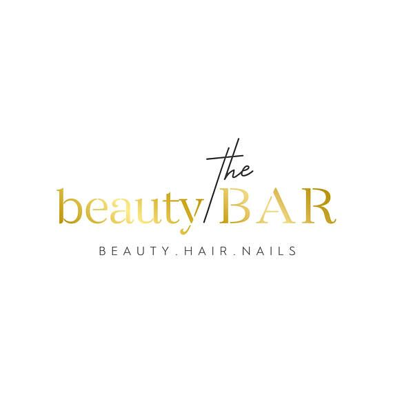 Premade Logo Feminine Logo Photography Logo Florist Logo Spa Logo Beauty Logo Gold Foil Salon Logo Beauty Salon Logo Beauty Logo
