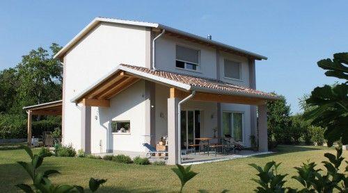 Progetto Casa In Legno Casa Privata Bio House Nel 2020 Case