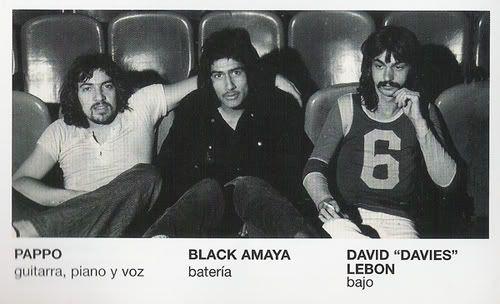 Entrevista a Black Amaya , Bata de Pappo y Spinetta