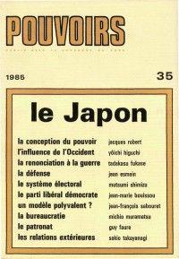 Pouvoirs #35 : Le Japon