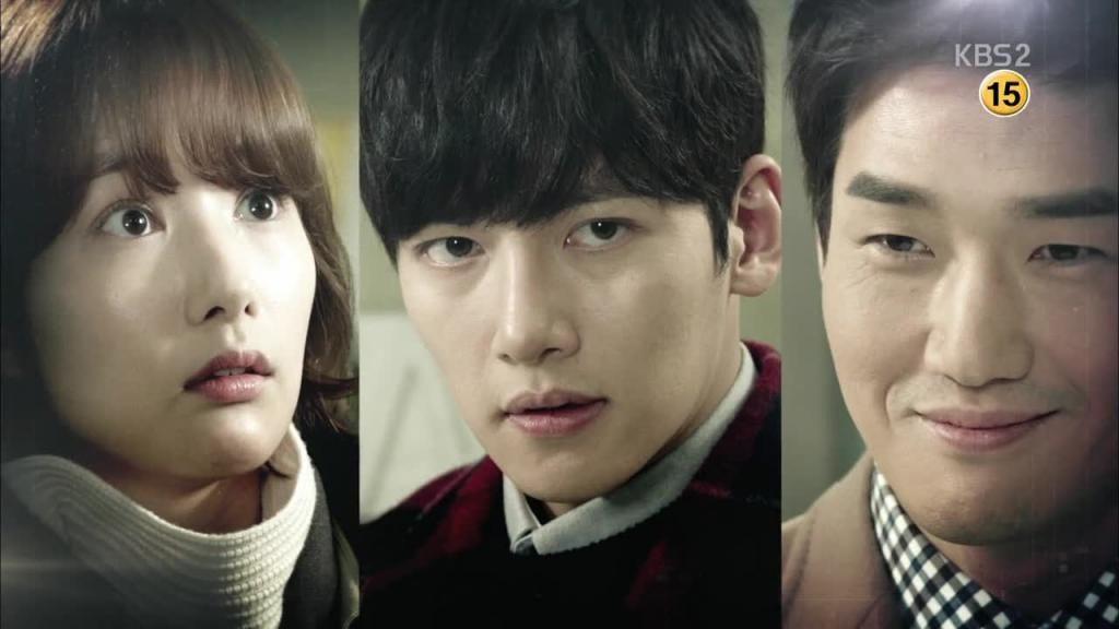 Healer: Episode 6 » Dramabeans Korean drama recaps | Dramas