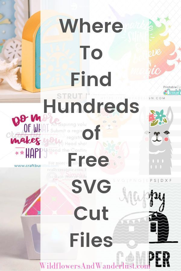 Download Free SVG Files and Where to Find Them in 2020 (With images ...