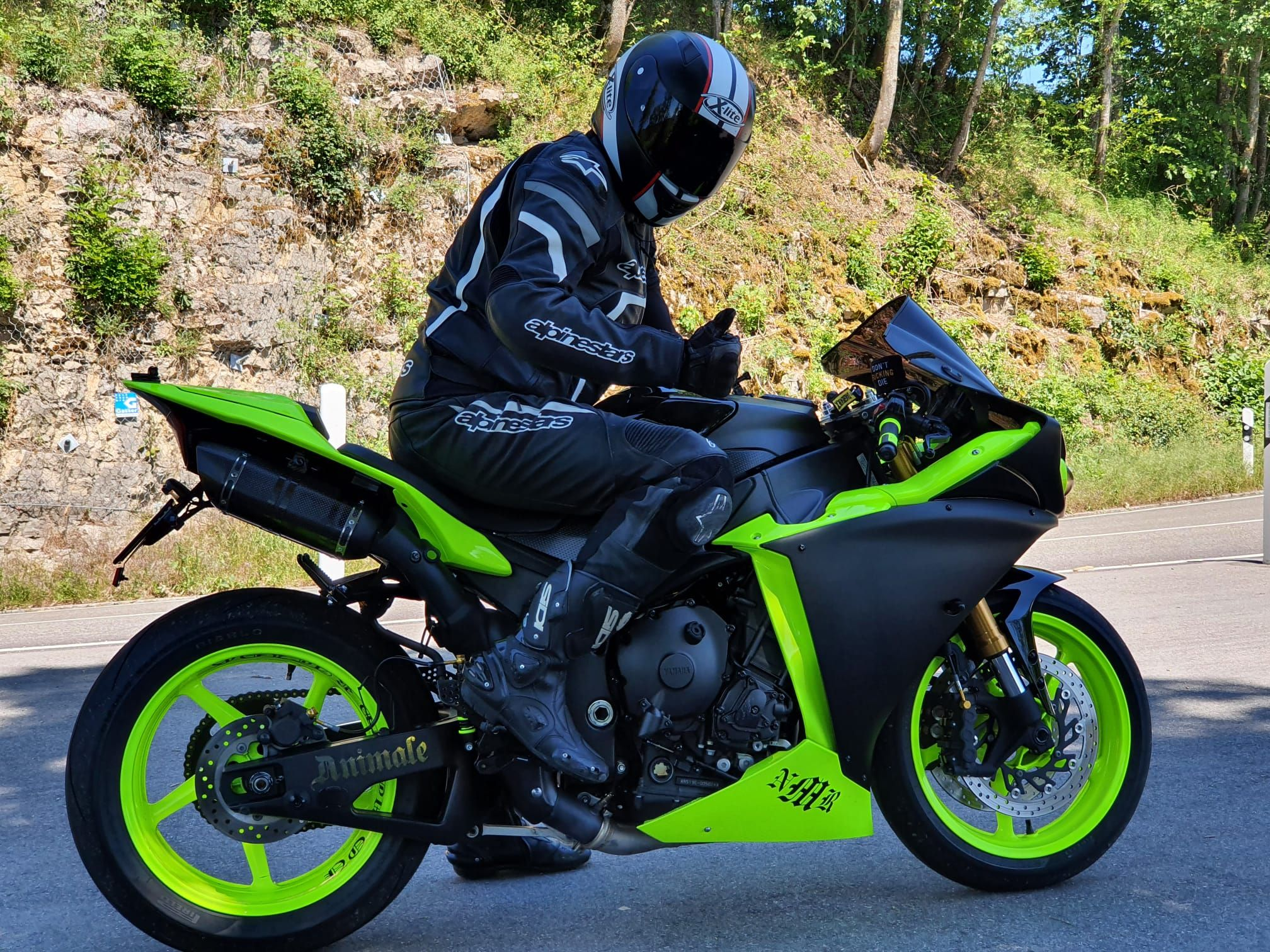 Guy Martin: hot european motorcycle racer :)
