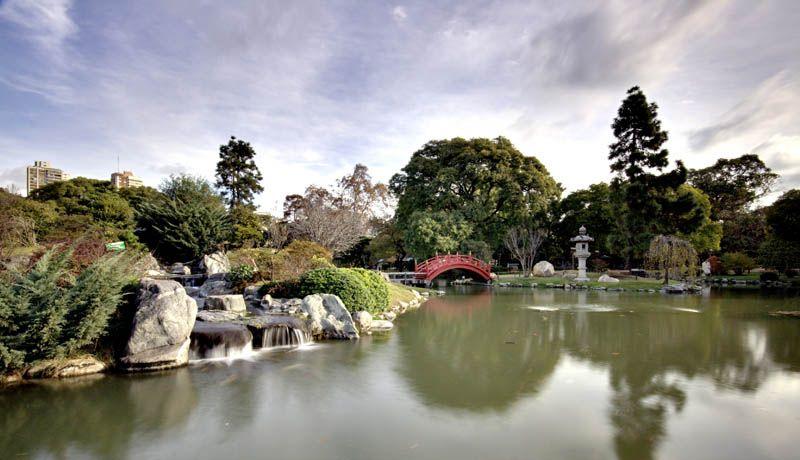 impresionantes jardines japoneses en el Mundo Pinterest Buenos