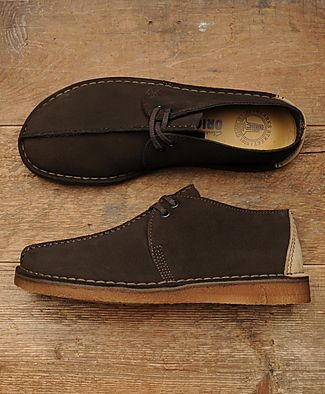 new concept f47ad dc358 Clarks Originals Desert Trek   Dark
