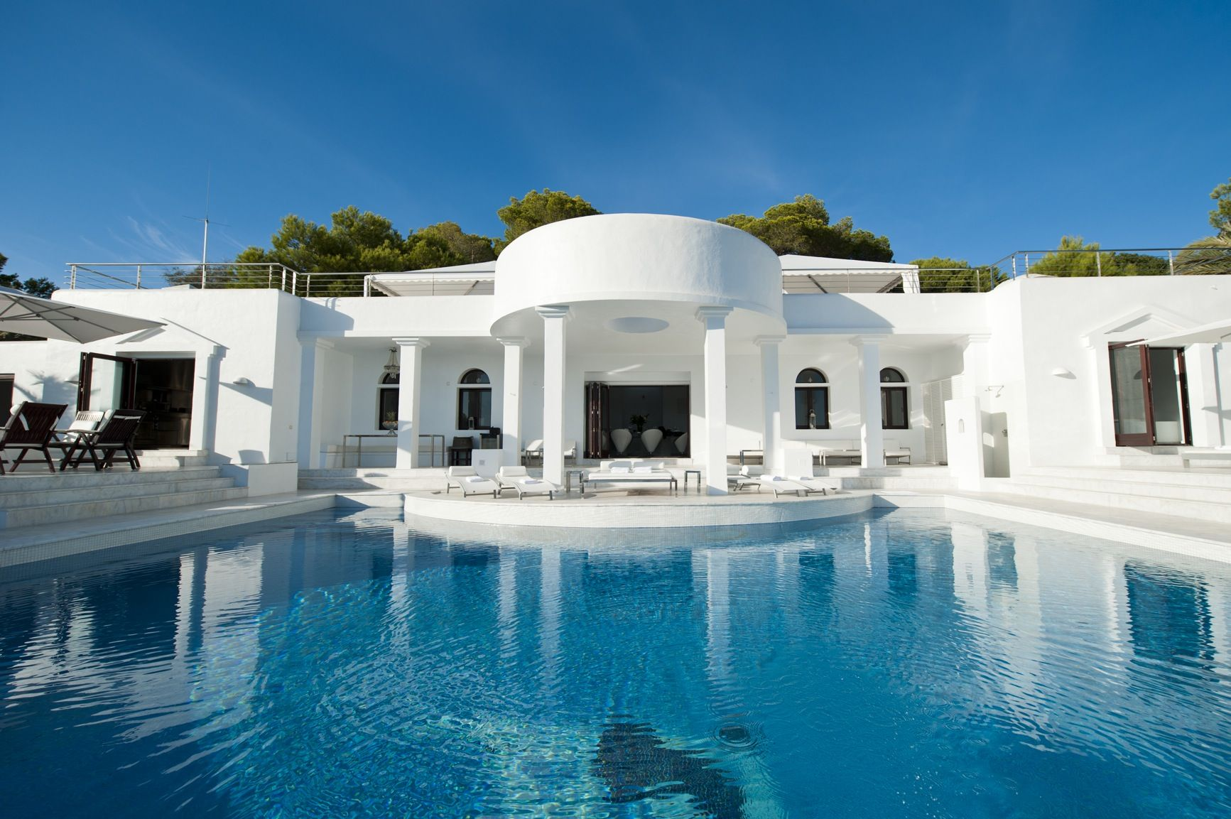 Summer Luxury Villas In Spain   Glozine