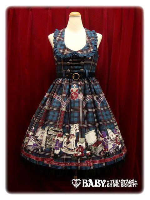 Drosselmeyer's Wonder Box Clara jumper skirt 26,040円