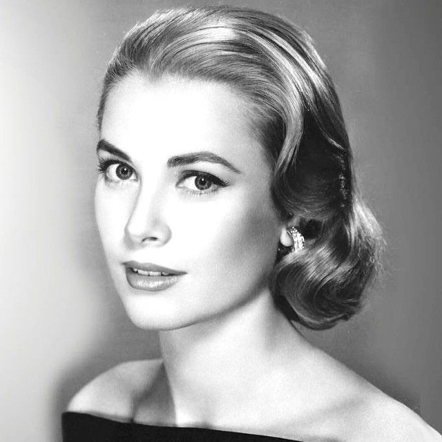Iconic Hairstyles And How To Wear Them Today   Grace Kelly