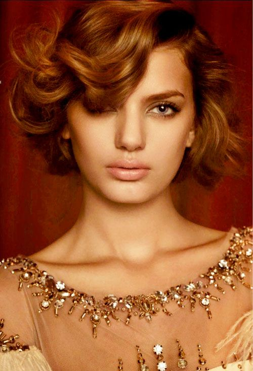 Enjoyable 1000 Images About Short Curly Hair On Pinterest Curly Bob Short Hairstyles Gunalazisus