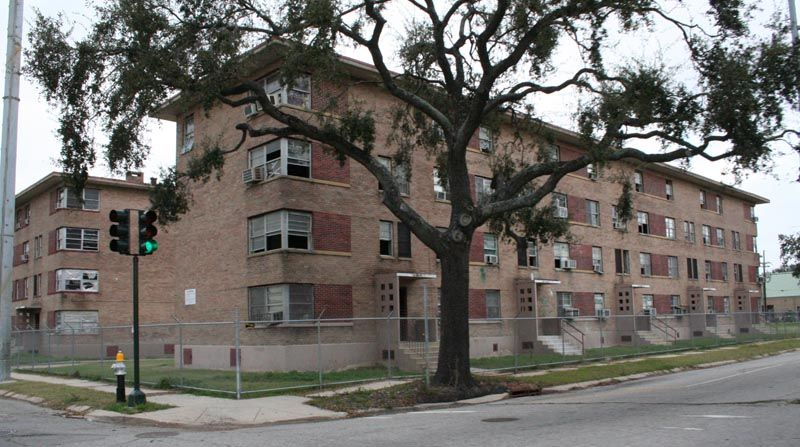 The B W Cooper Housing Project Also Known As The Calliope Project In New Orleans New Orleans Orleans Scenery