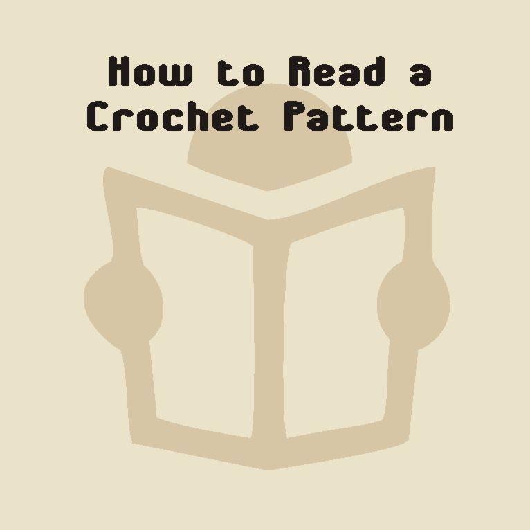 Learning To Read Crochet Patterns By Brenda Stratton Includes