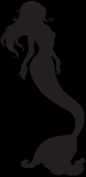 Mermaid Silhouette Png Clip Art Image Silhouette Clip Art Mermaid Tattoos Mermaid Images