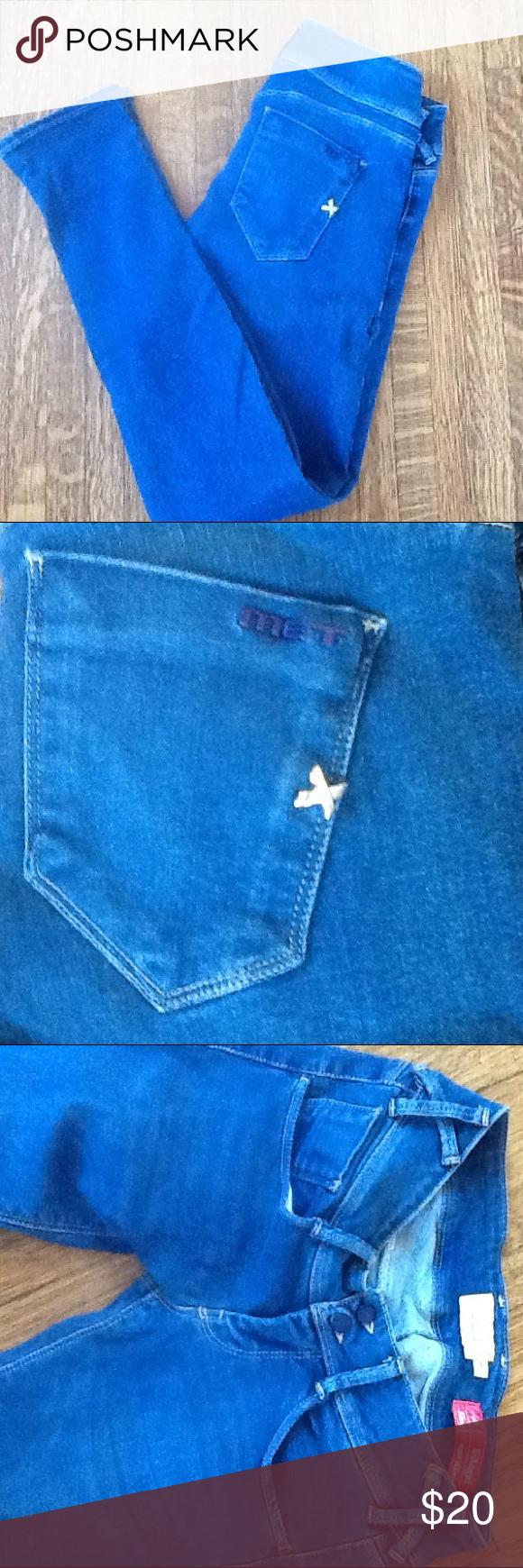 MET X Angel super skinny jeans Low rise , super skinny