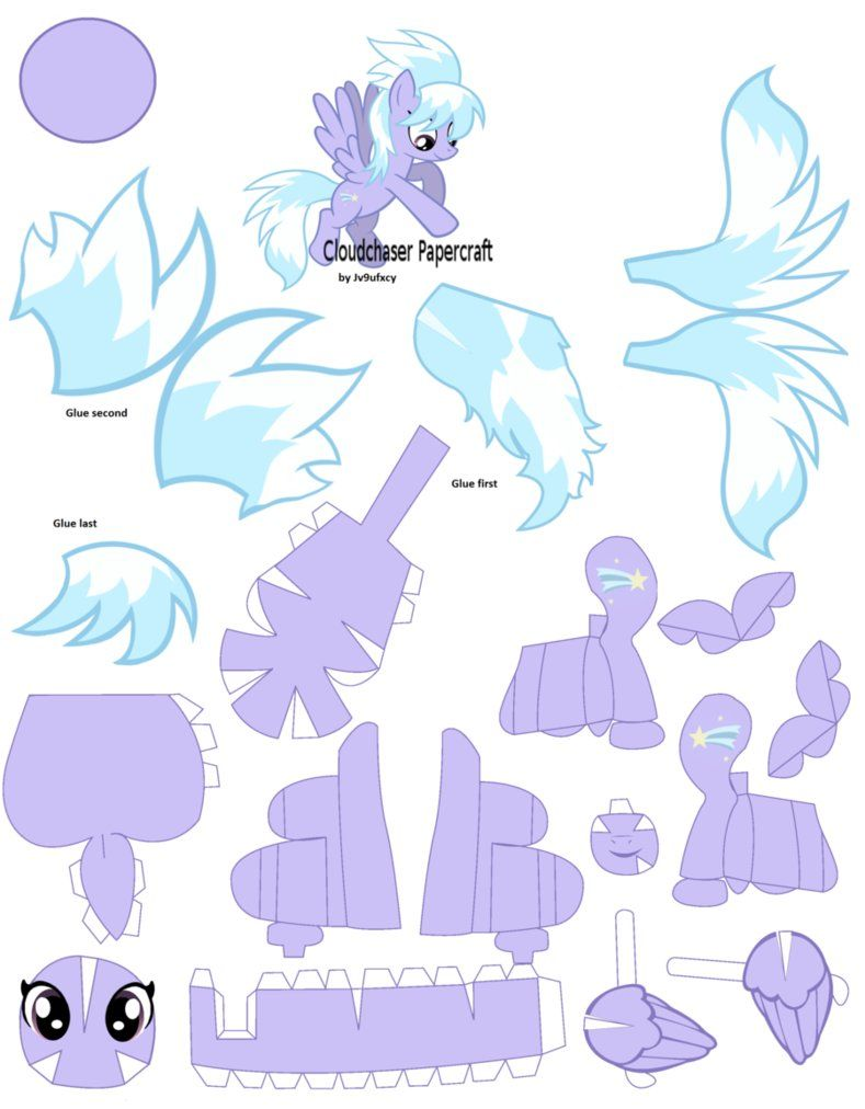 My Little Pony Papercraft Google Search My Little Pony Craft My Little Pony My Little Pony Party