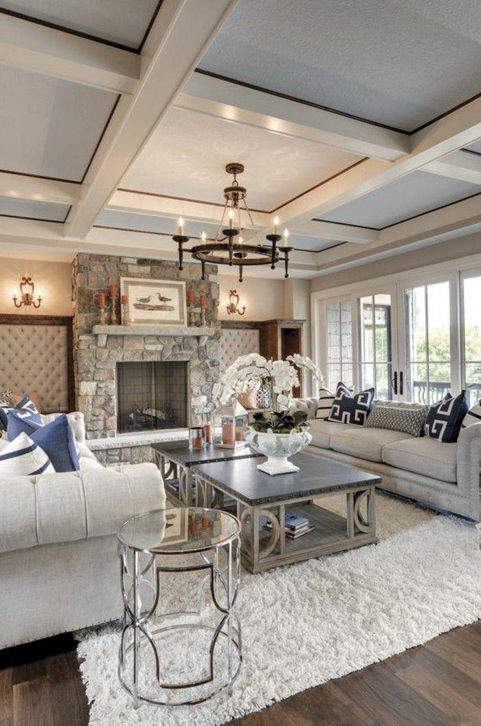 Designer Wohnzimmer - die Ihnen eine Vorstellung verschaffen werden - wohnzimmer gestalten beige