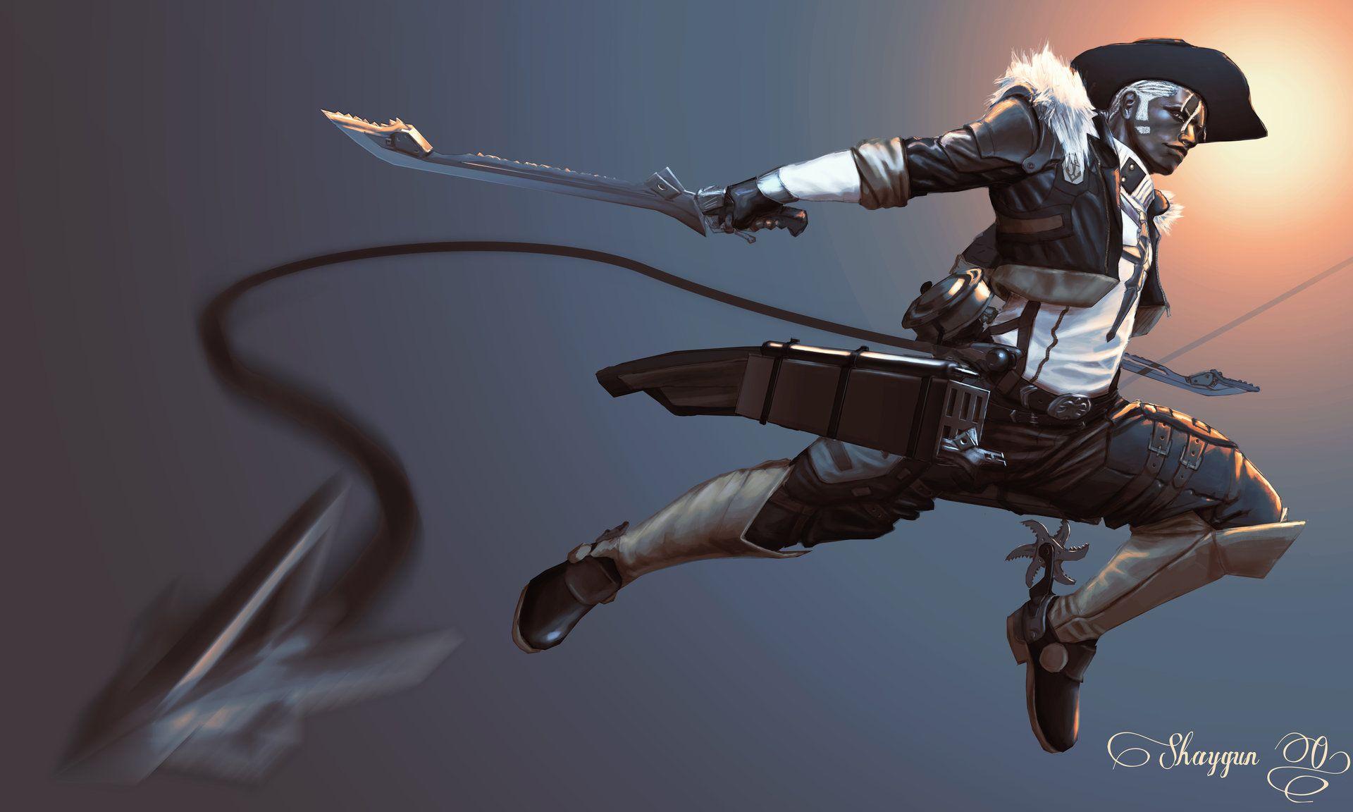 http://www.artstation.com/artwork/attack-on-titan-character
