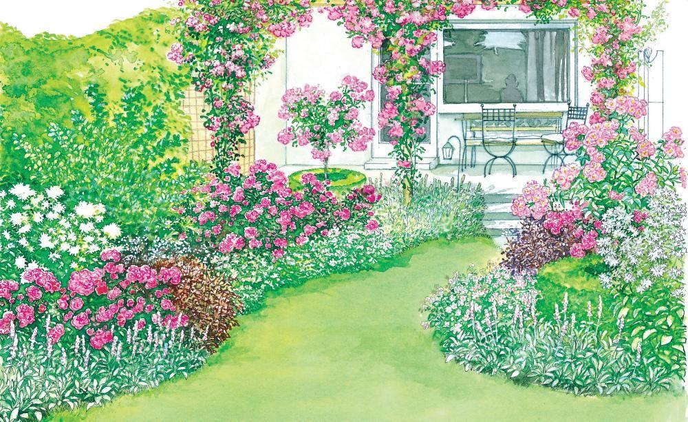Ideen für einen Reihenhausgarten Reihenhausgarten, Pergola und - reihenhausgarten vorher nachher