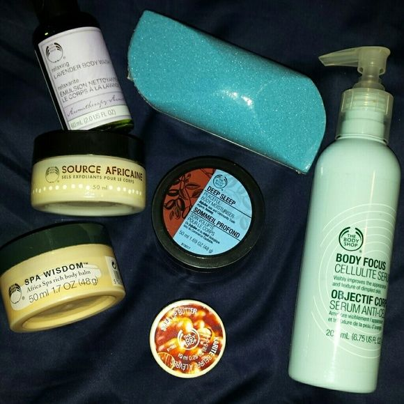 the body shop visby