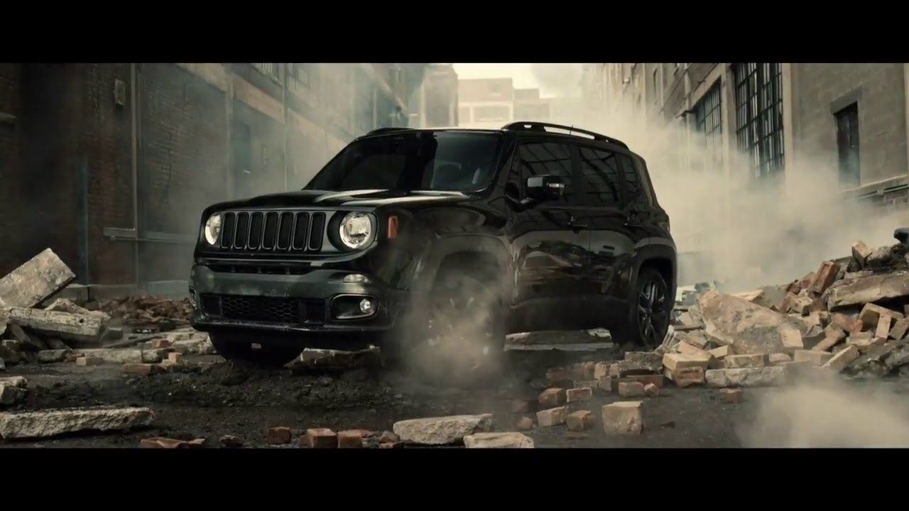 Batman V Superman Dawn Of Justice 2016 Jeep Renegade Dawn Of Justice With Images Jeep Renegade Jeep 2016 Jeep