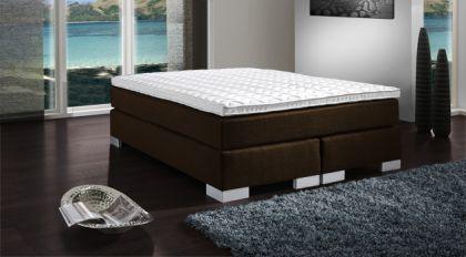 perfektes boxspringbett f r schlafzimmer mit dachschr gen boxspringbett http www. Black Bedroom Furniture Sets. Home Design Ideas