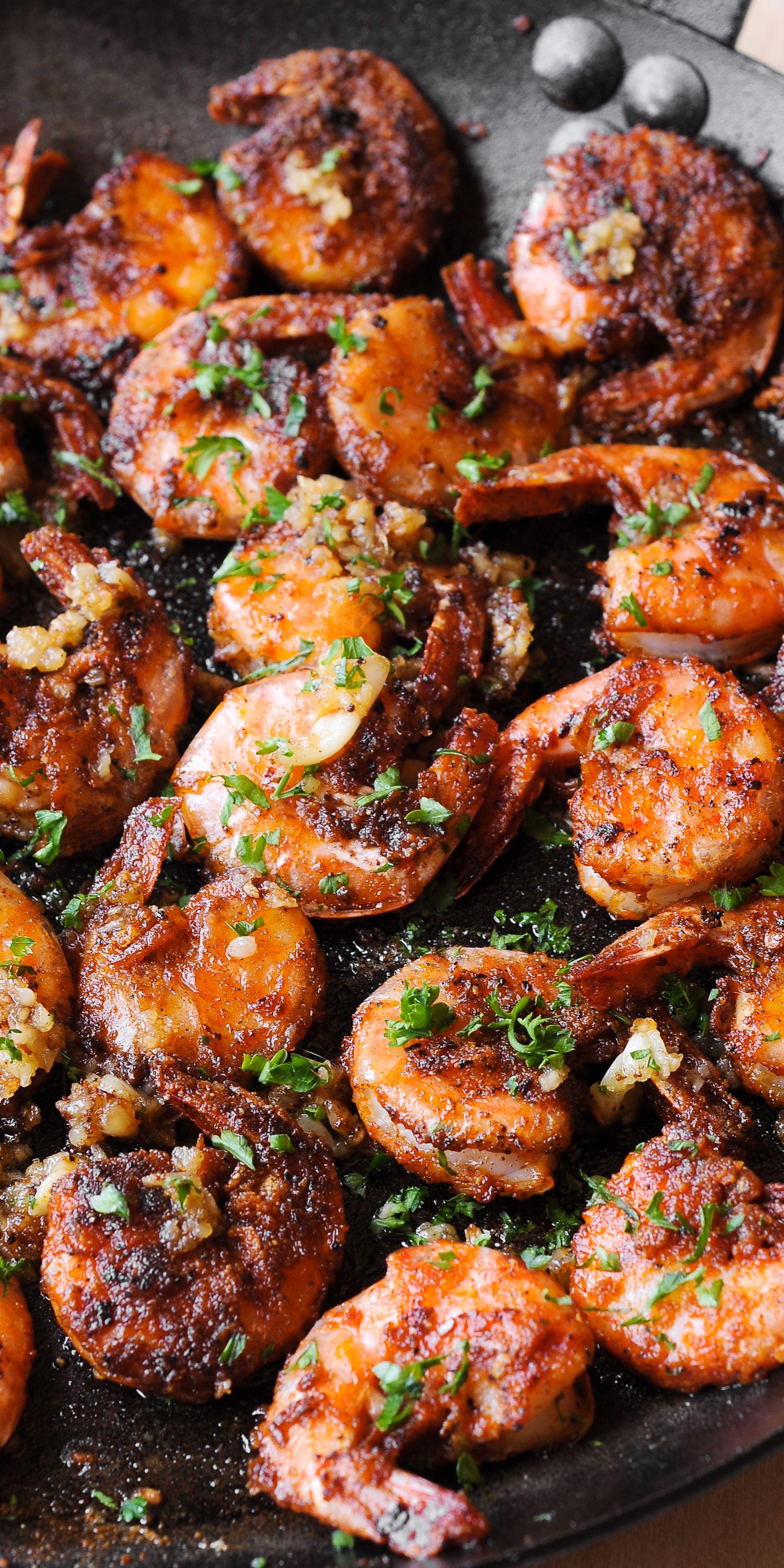 Hawaiian Shrimp