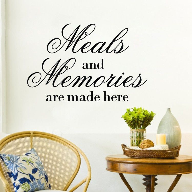 Quotes For The Kitchen: Funny Kitchen Quotes Wall Decals. QuotesGram Via Relatably