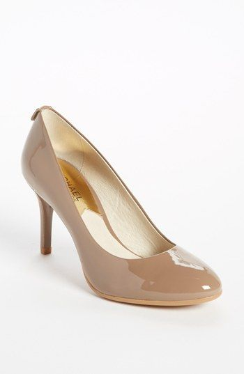 2b52fb7d7d8 MICHAEL Michael Kors patent leather pump. 2