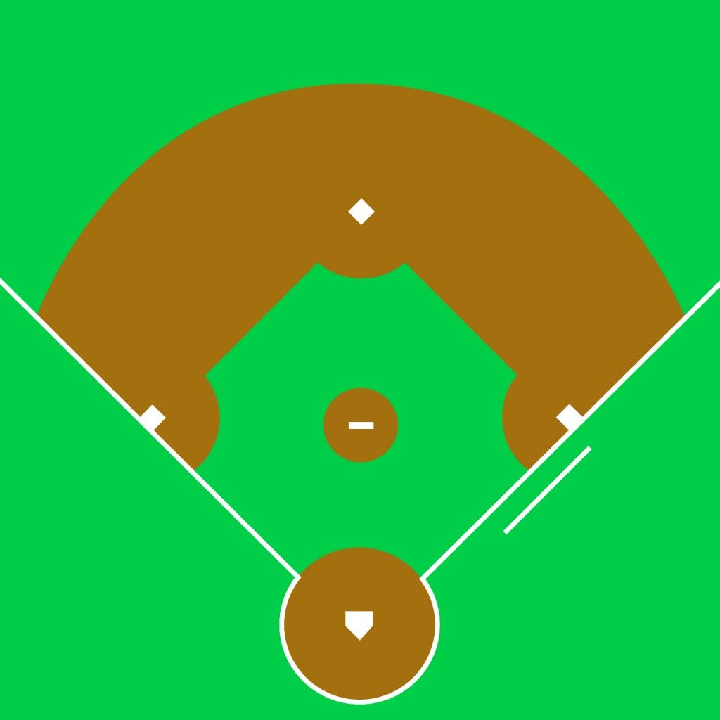 Best Baseball Field Clip Art With Images