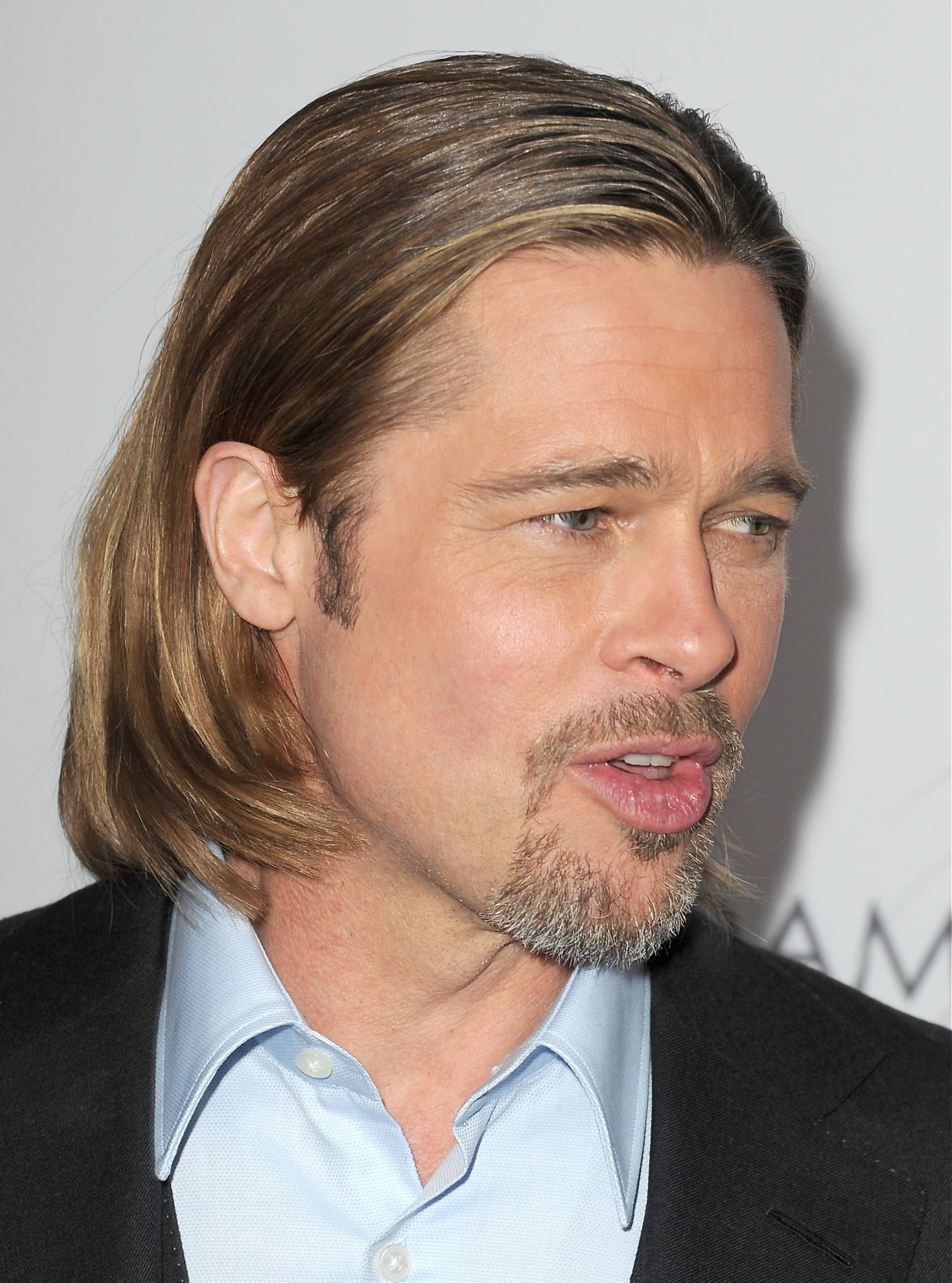 Brilliant 1000 Images About Hairstyles On Pinterest Brad Pitt Models And Short Hairstyles Gunalazisus