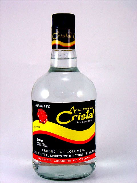 Aguardiente - The drink of Colombians - If you like ouzo, then you will love Aguardiente!