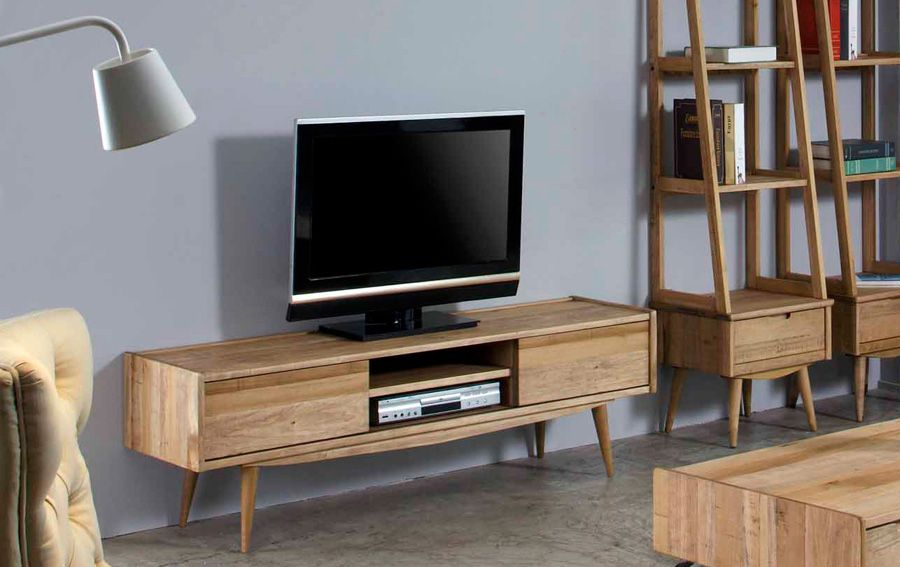 mueble de tv retro mad men muebles furniture pinterest