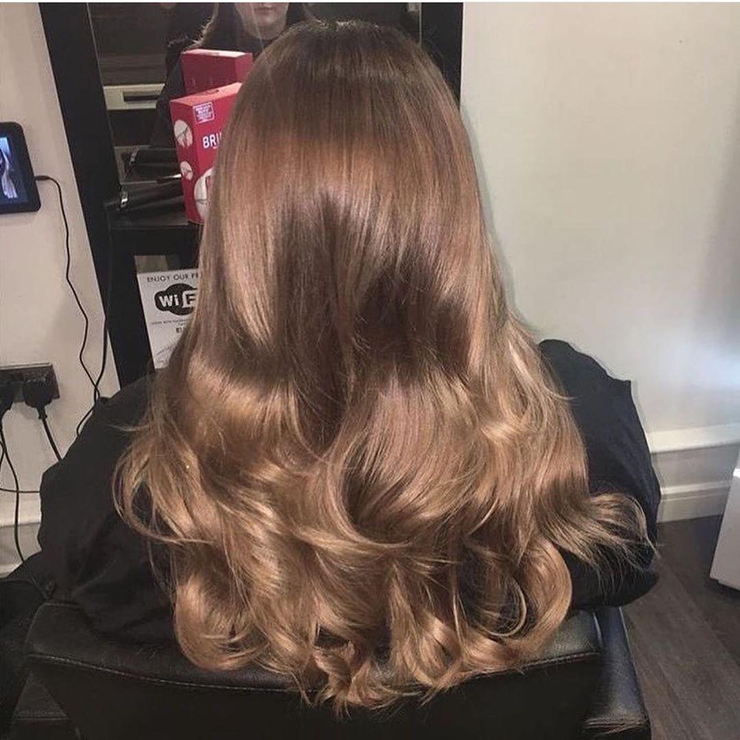 Hair Color اي لون تفضلون اول وثاني صوره فساتين ناعمه ازياء بنات اطفال Hair Styles Aesthetic Hair Long Hair Styles