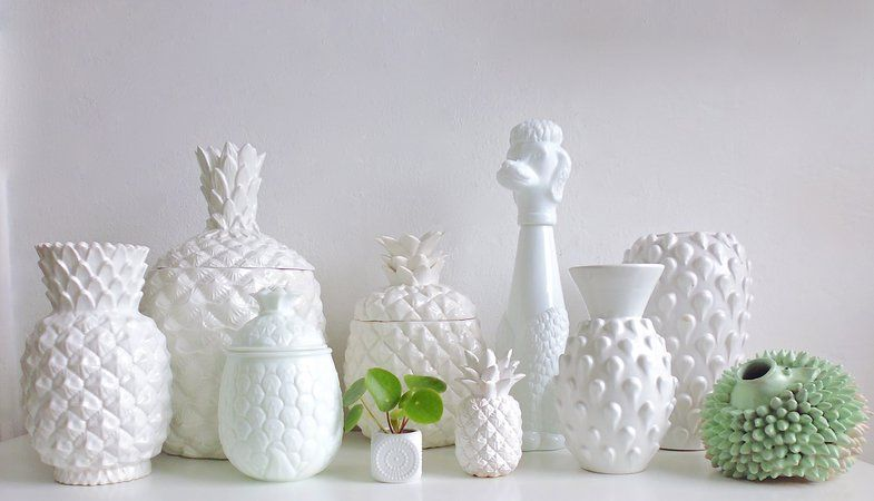 my pineapple vases and other comical things  :)