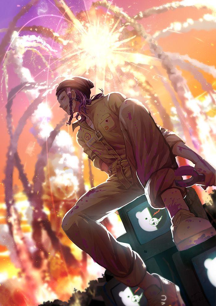 Souda Kazuichi 1895624 Danganronpa Super Danganronpa Anime