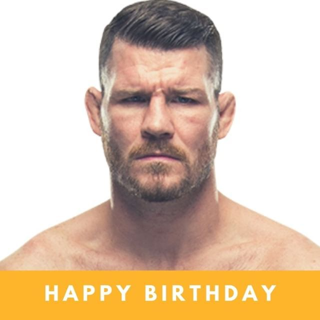 Happy Birthday Michael Bisping Mikebisping From Must Love Mma