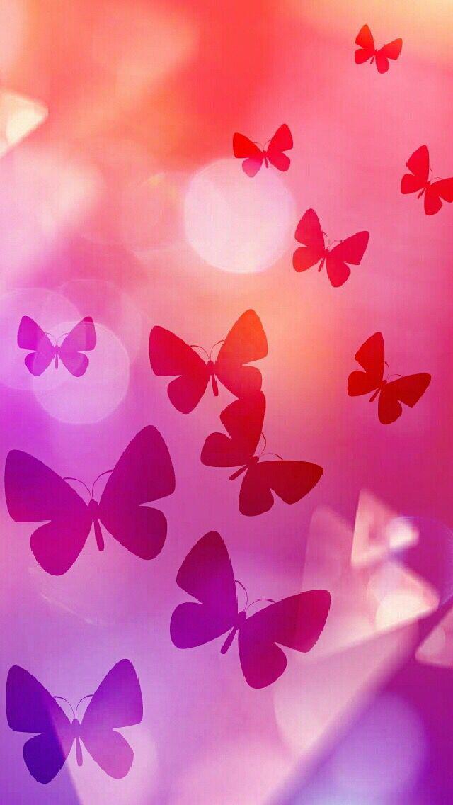 Love And Butterflies Butterfly Wallpaper Wallpaper Backgrounds Cute Wallpapers Butterfly beautiful wallpaper lock