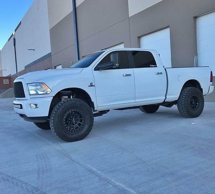 Dodge Ram 1500 Diesel >> Black and White Cummins with Method Wheels | Dodge Pickup Trucks | Pinterest | Trucks, Cummins ...