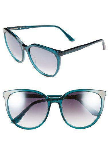 621019fc3f Oxydo 56mm Retro Sunglasses