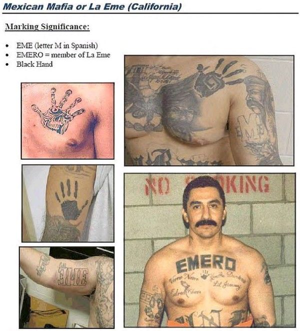 war on drugs crack propaganda tattoo